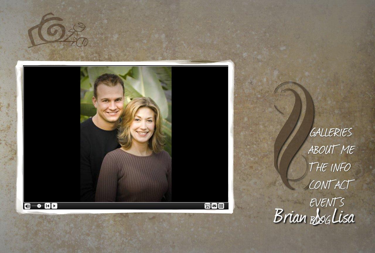 E- Brian & Lisa