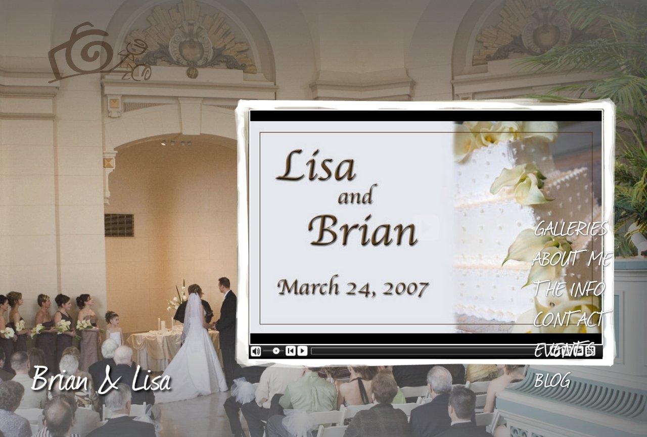 W-Brian & Lisa