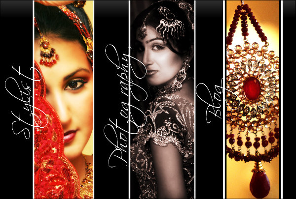 South Asian wedding photography and Bridal Makeup-1