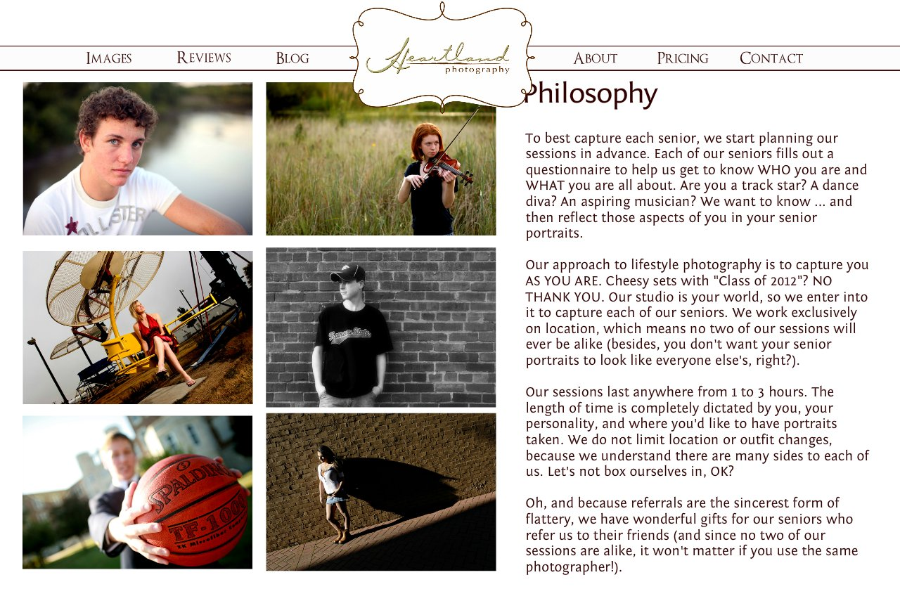 Wichita KS Senior Portrait Photography; Salina KS Senior Portrait Photography