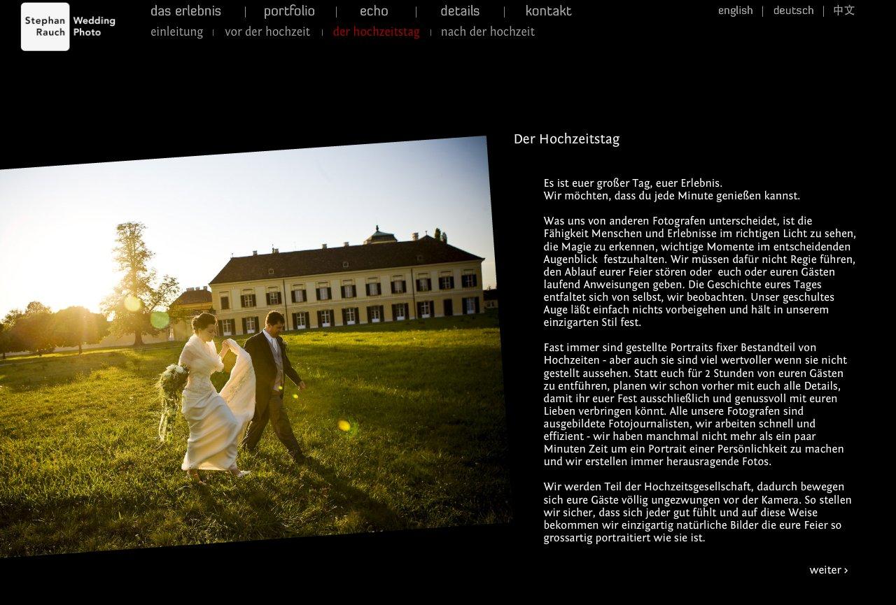 stephan rauch wedding photo das erlebnis der hochzeitstag