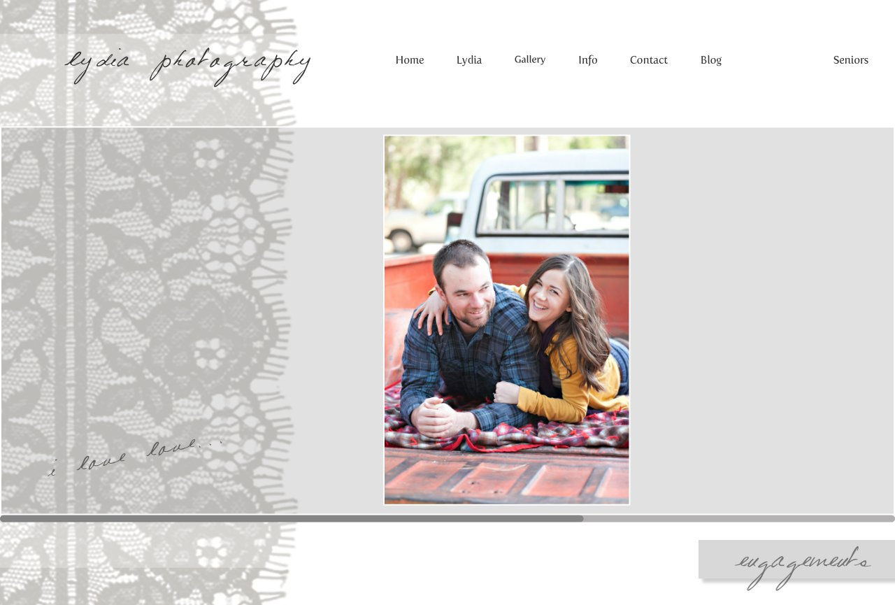 Grass Valley Engagement Photography