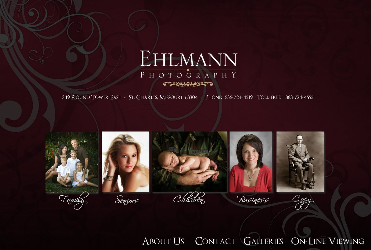 Ehlmann Photography St. Charles Missouri