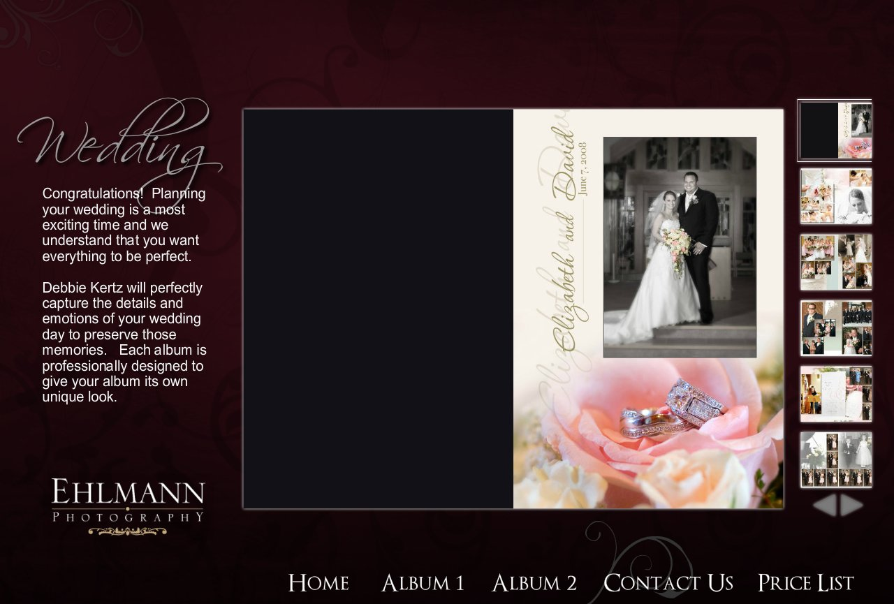 Wedding album 1