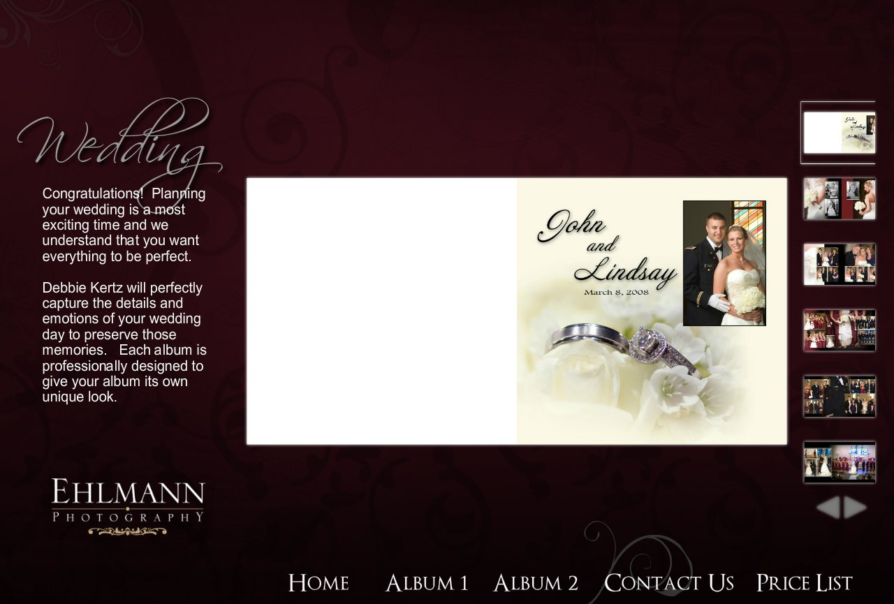 Wedding album 2