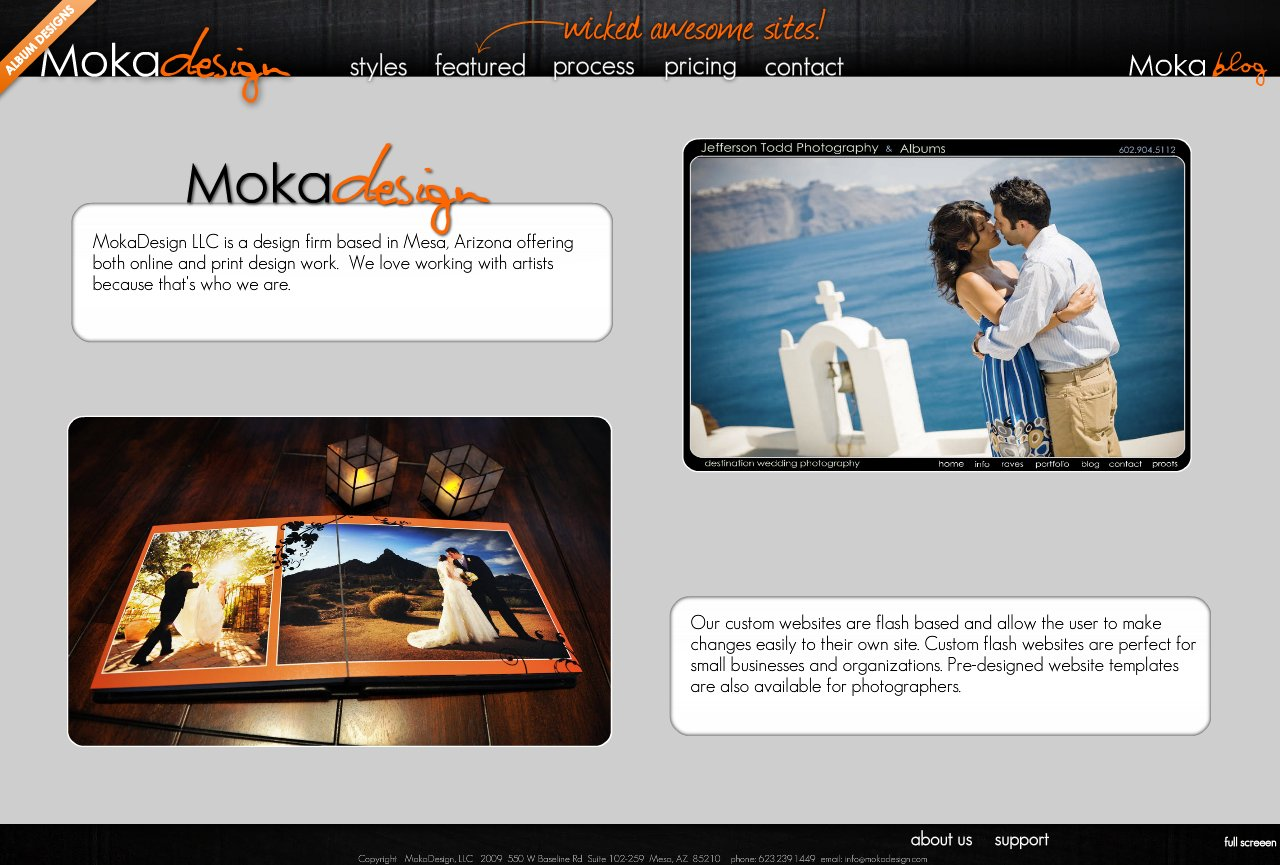 About MokaDesign