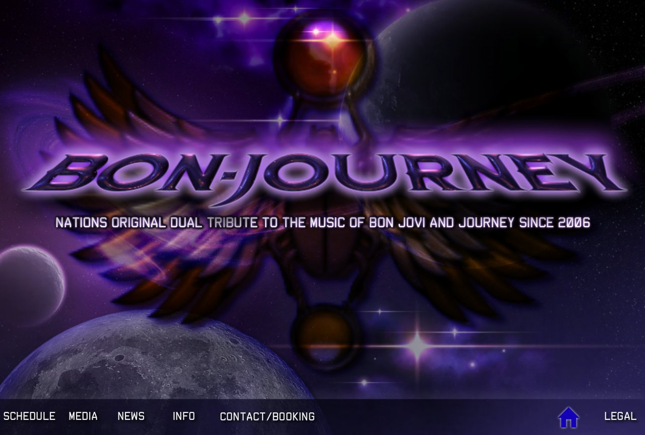 Bon-Journey (Nations Original Dual Tribute to the Music of Bon Jovi and Journey Since 2006)