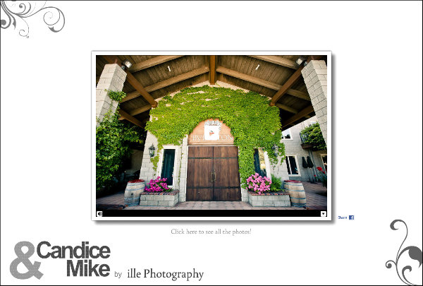 Byington Winery Wedding Byington Winery Wedding