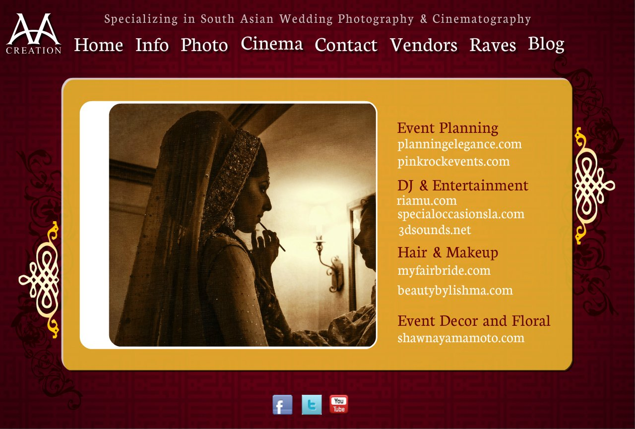 Specializing in Indian wedding photography, South Asian wedding photographer, Pakistani wedding pictures, AAcreation Photography