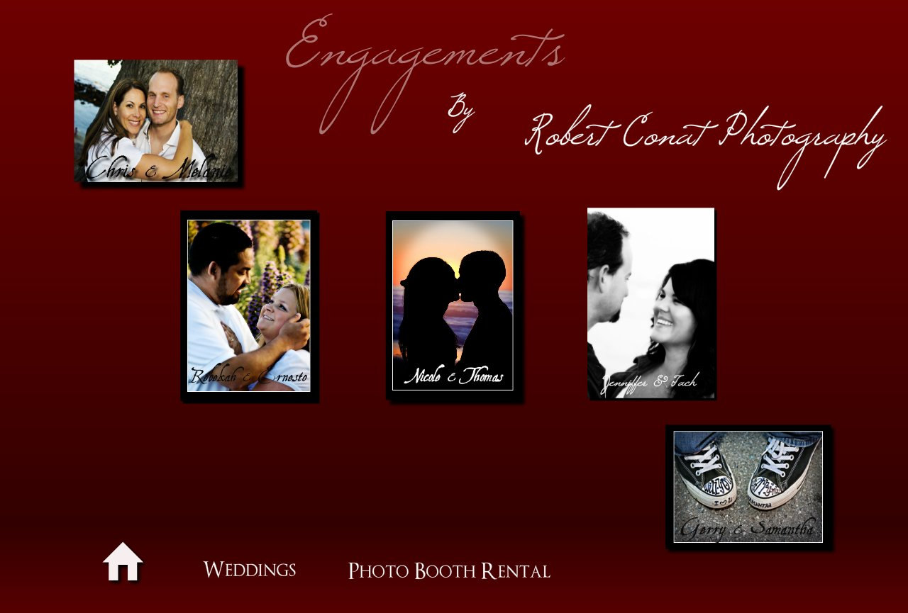 engagament home page