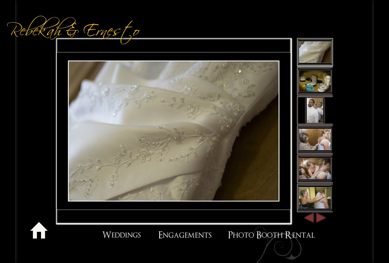Wedding  Rebekah & Ernesto