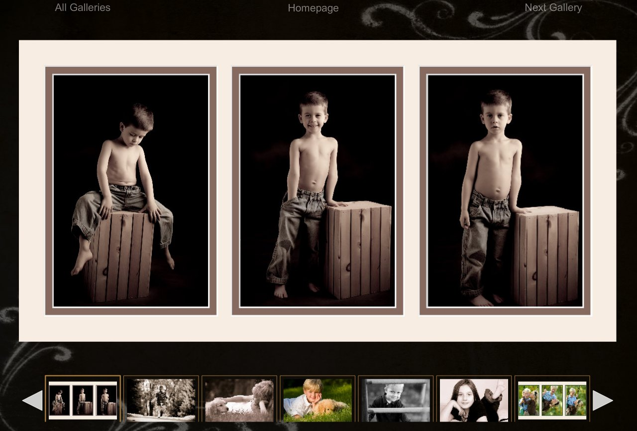 children portrait collections