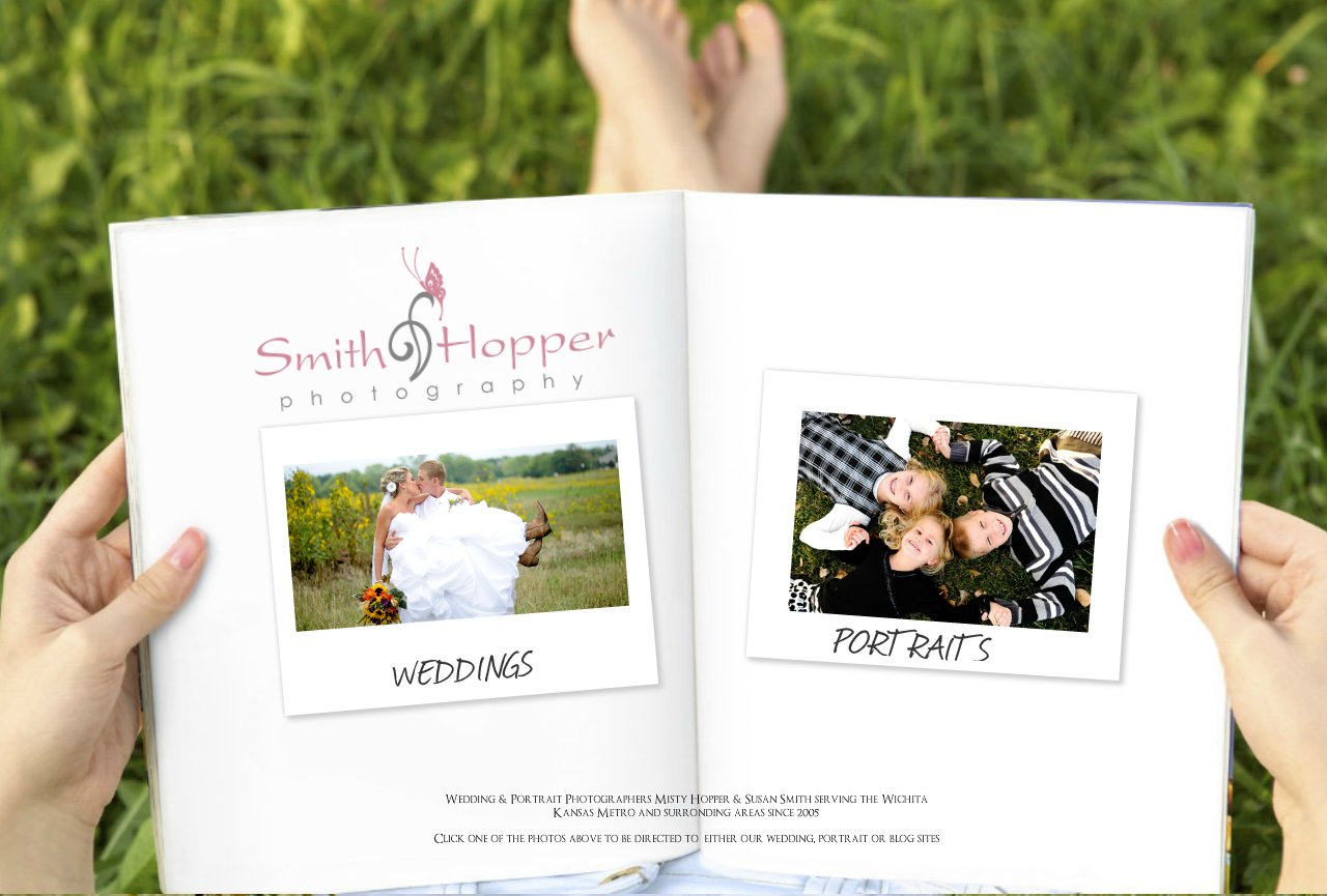 Wichita Wedding & Portrait Photography  Smith and Hopper Photography Susan Smith & Misty Hopper