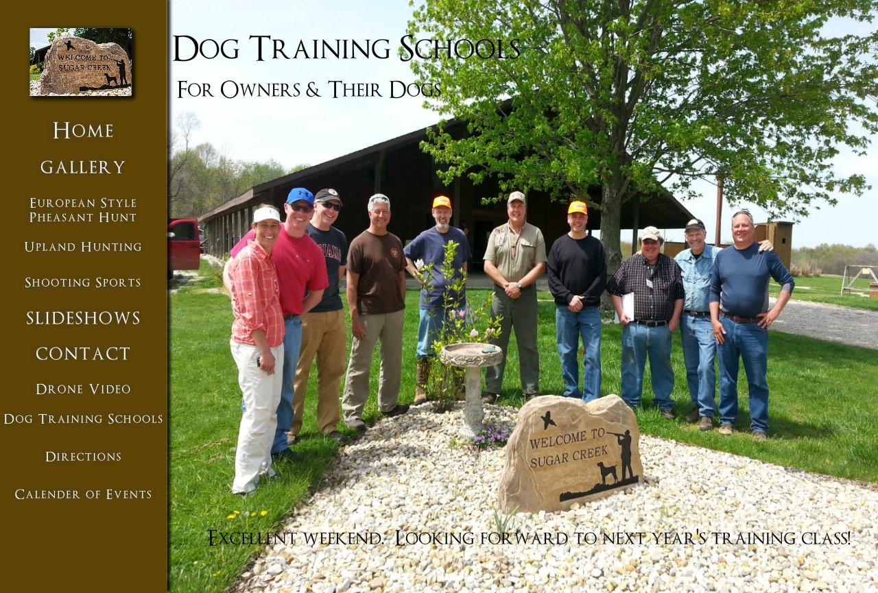 Dog Training Schools For Hunting