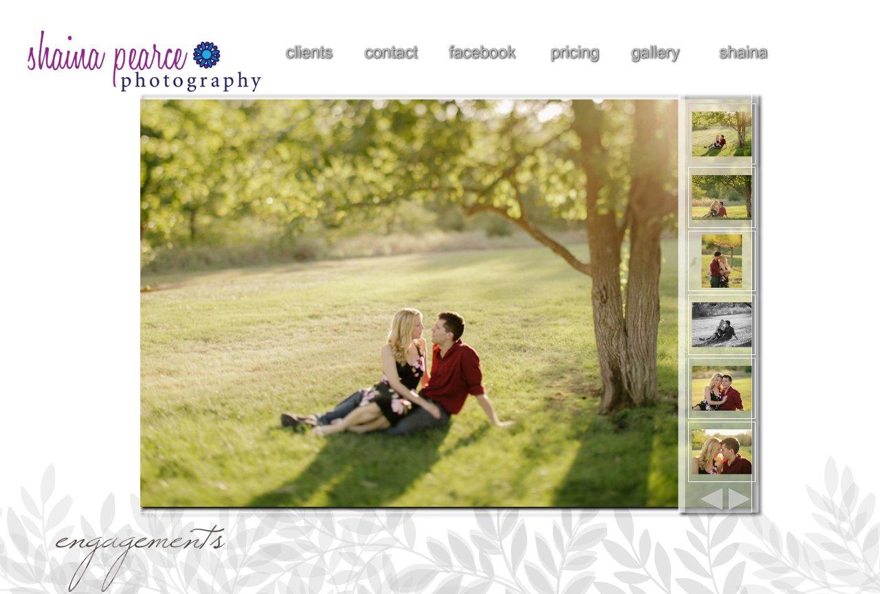 Wichita Engagement Photographer