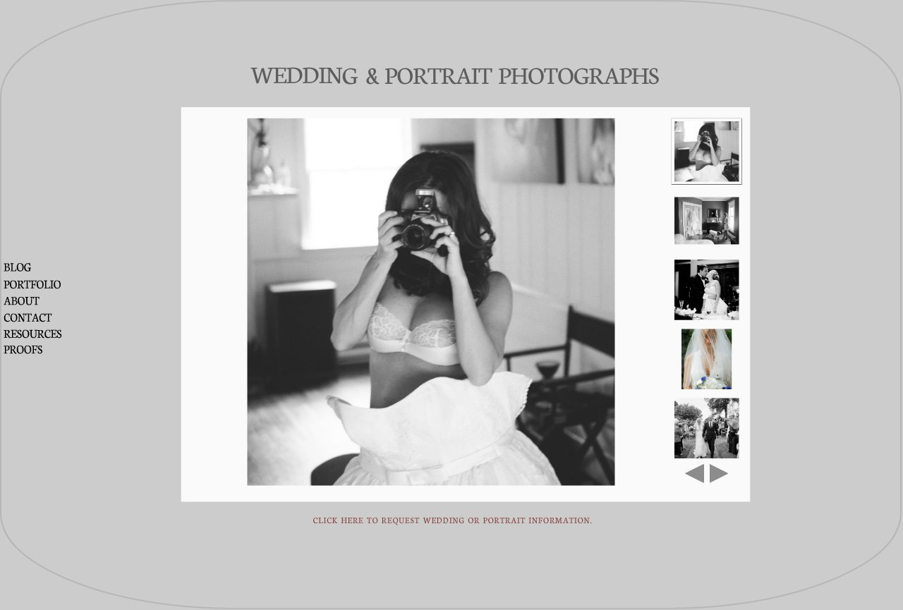 Wedding Portrait Photography Portfolio