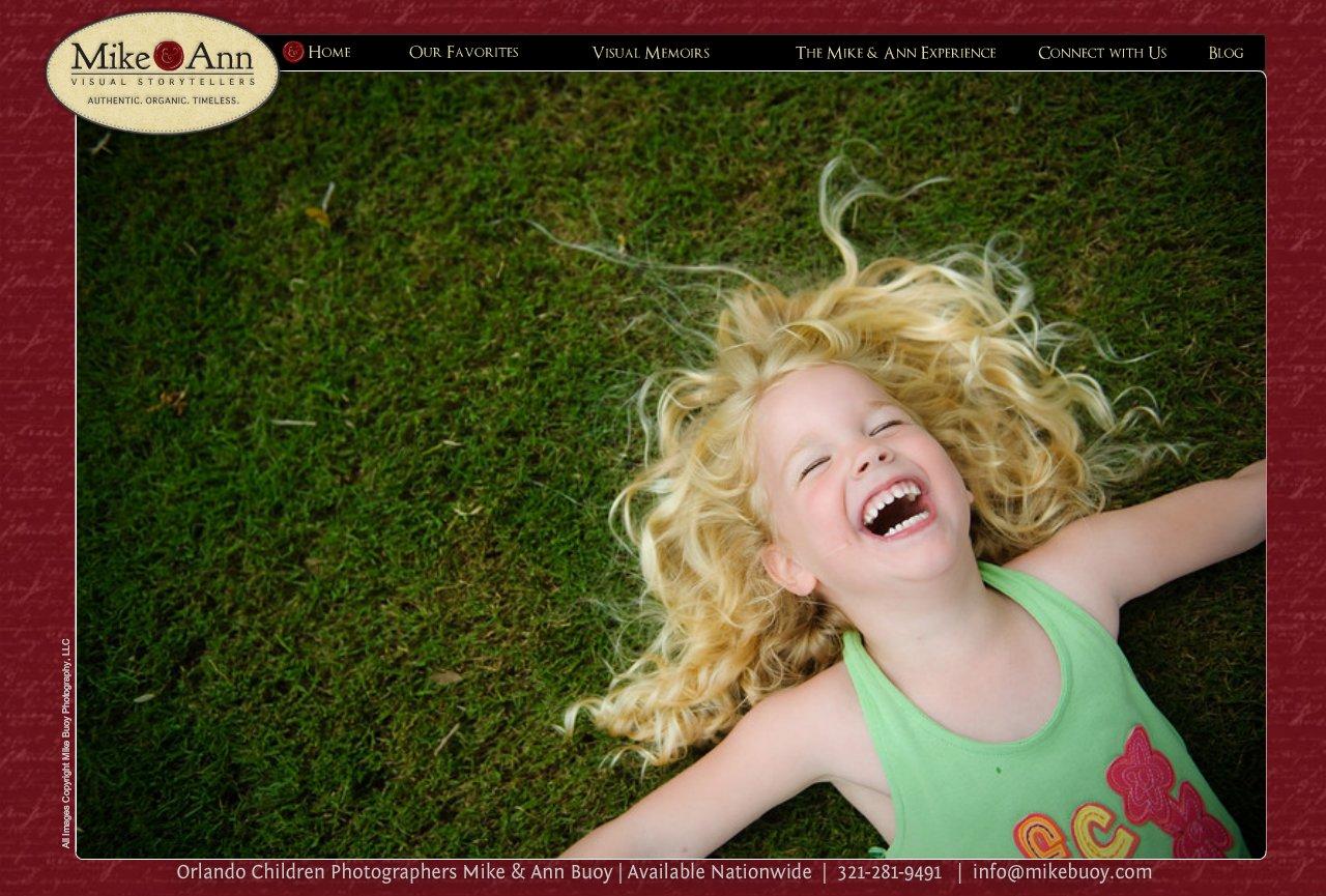 Orlando Children Photographer - Mike & Ann Visual Storyteller