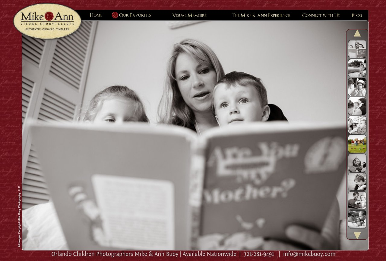 Family Favorites - Portfolio of Orlando Children and Family Photographer