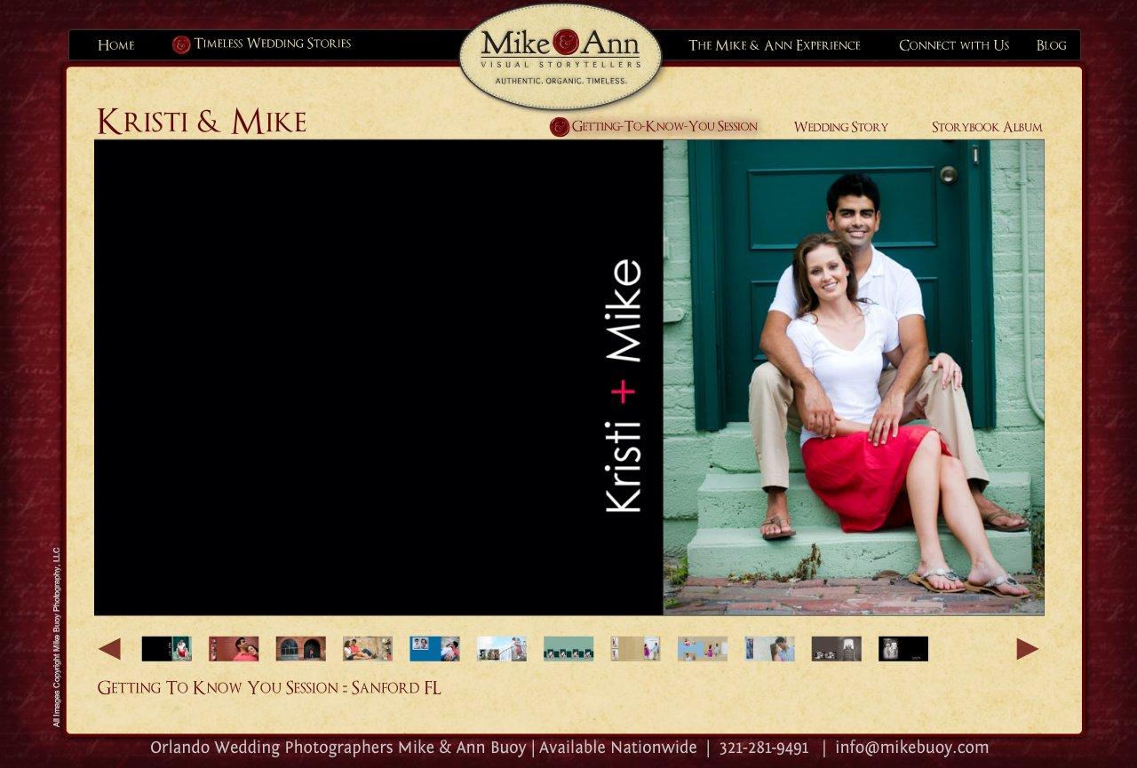 Sanford FL Engagement Session by Orlando Wedding Photographer - Mike & Ann | Visual Storytellers
