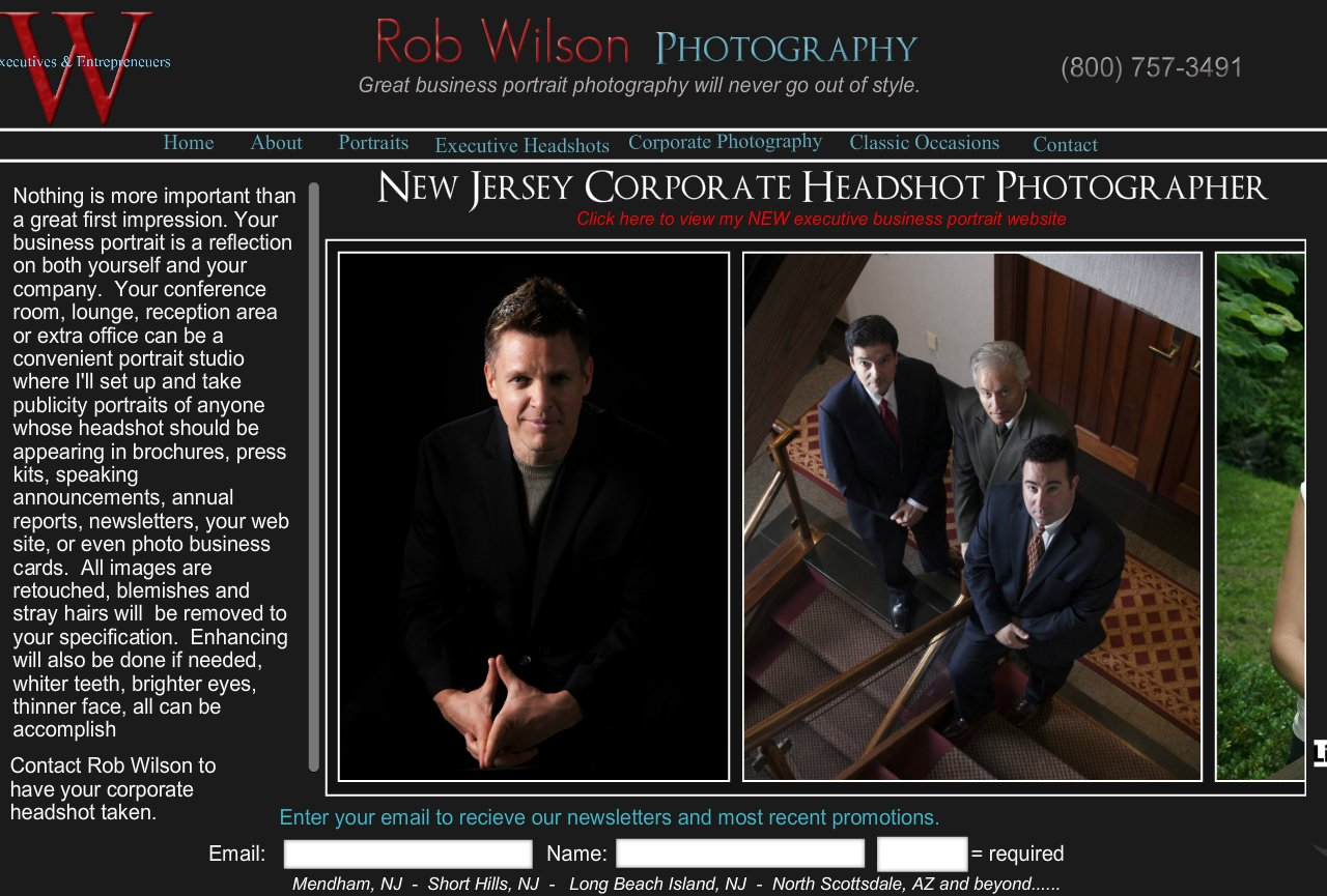 Headshots business corporate portraits New Jersey NJ New York NY -1