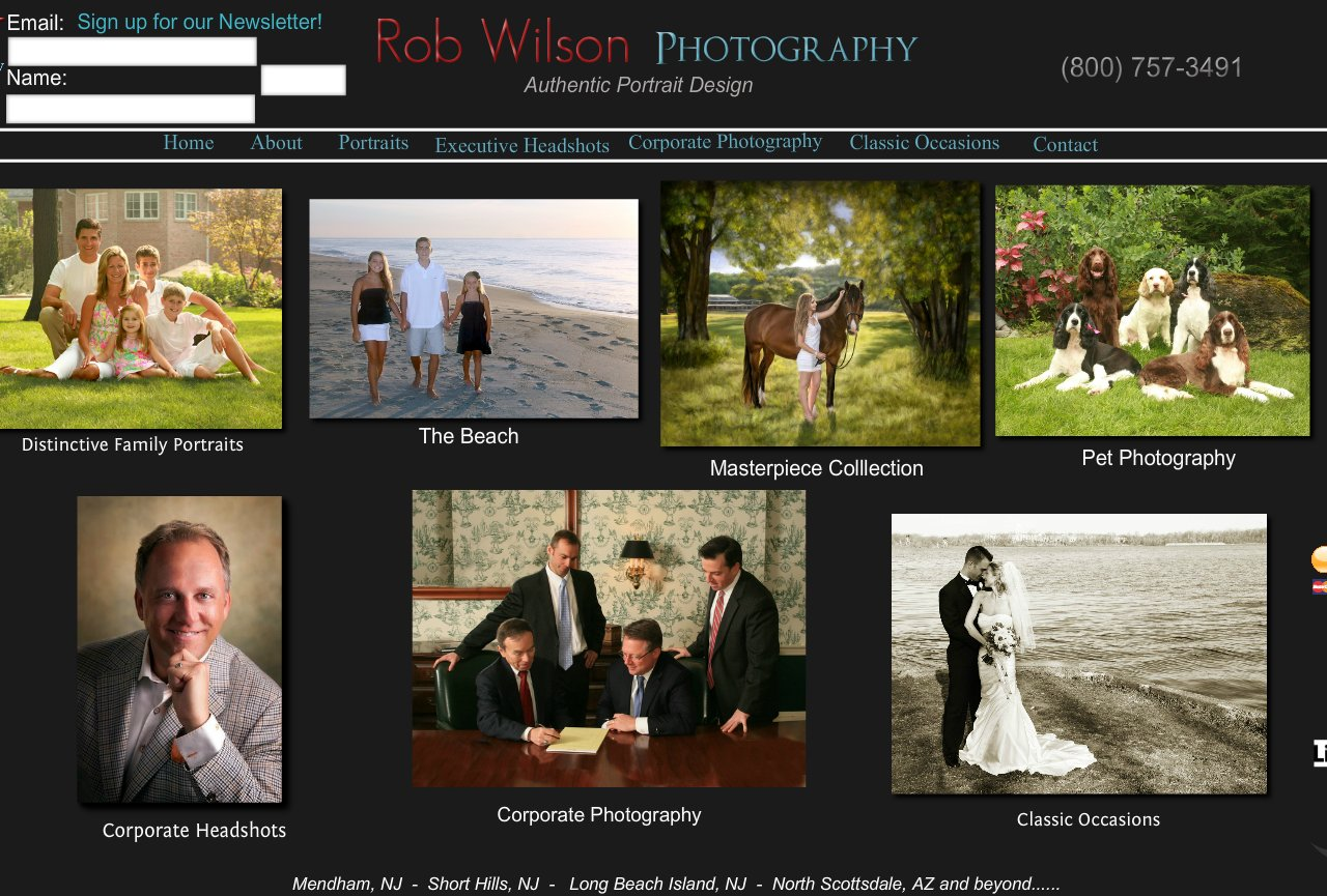 New Jersey NJ Portrait Wedding Photographer NJ