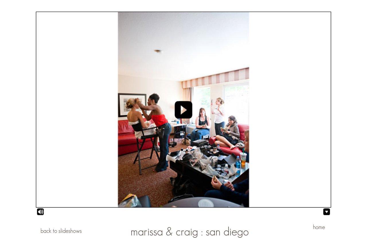 marissa & craig : san diego