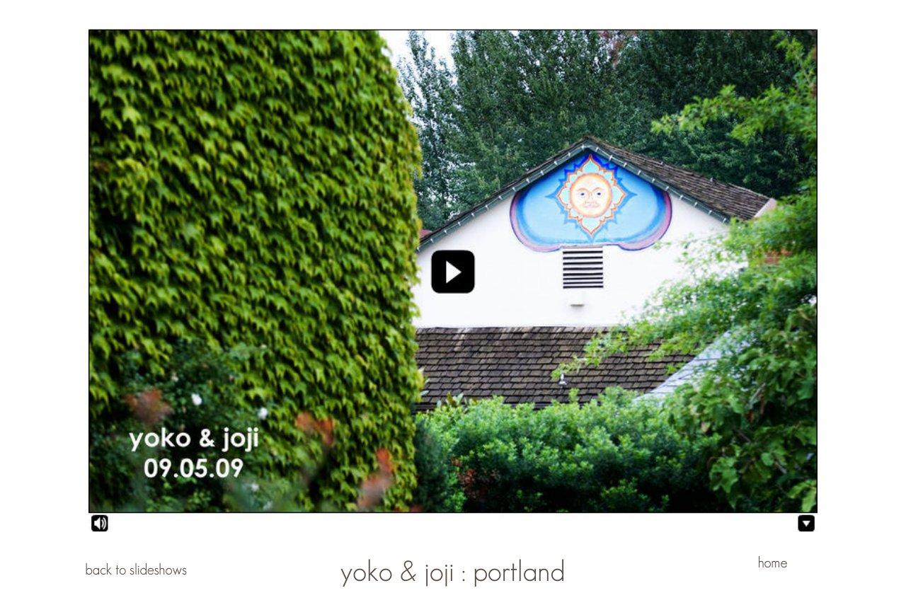 yoko & joji : portland