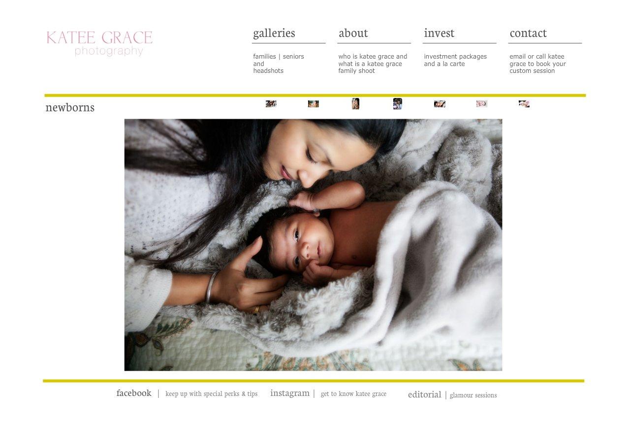 Los Angeles Family Photographer-Newborn-love