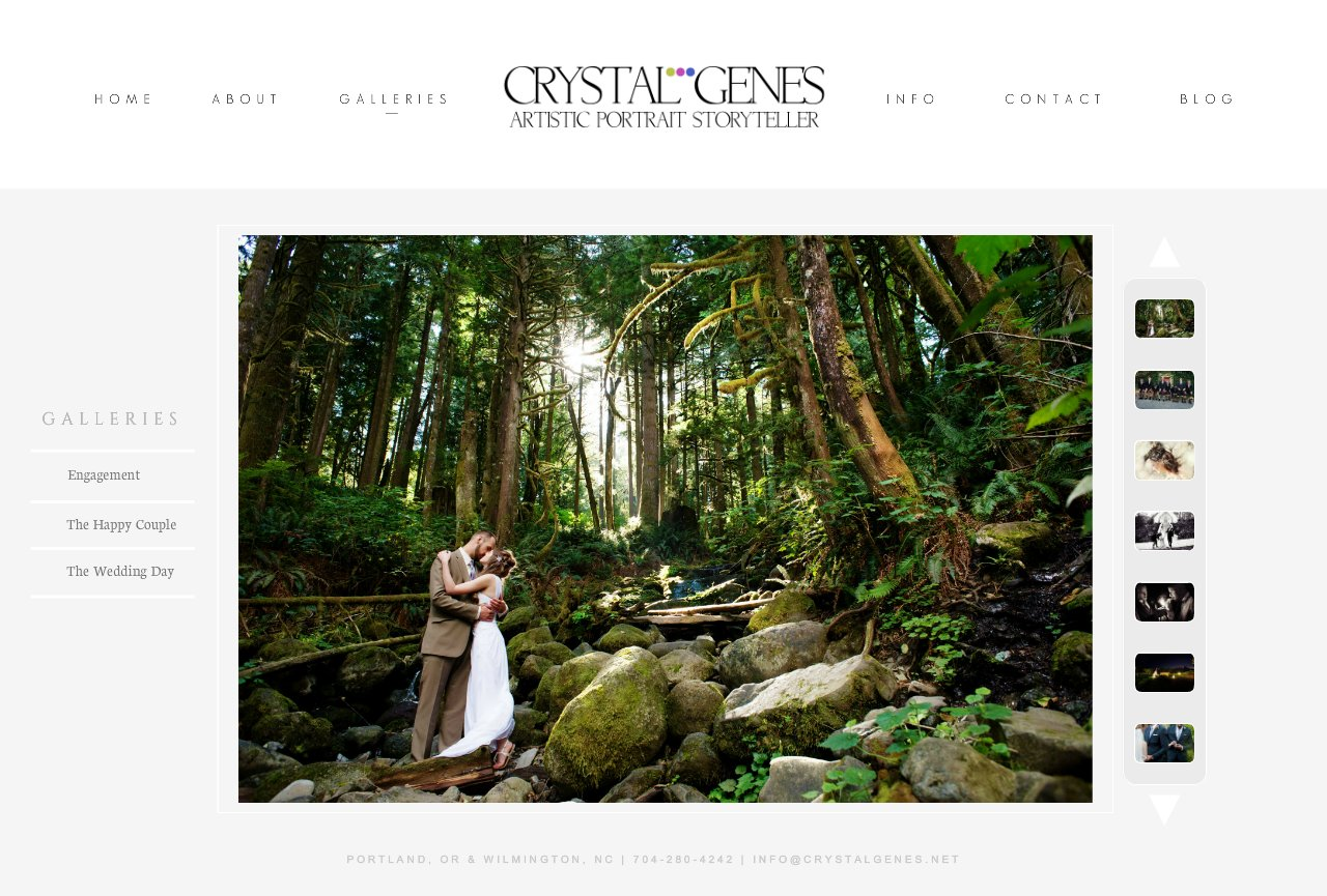 portland or wedding photographers