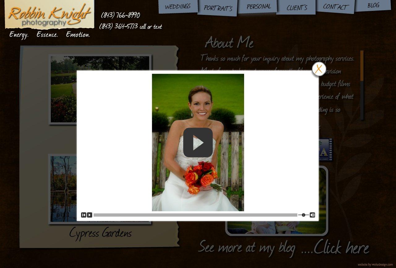 Bridal Video Orangeburg, SC