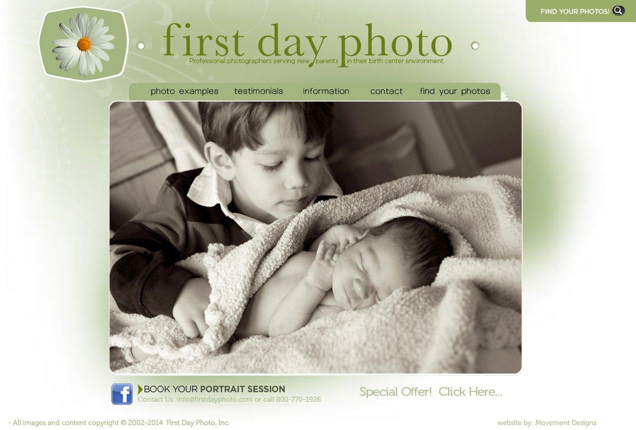 Hospital Baby Photo Company