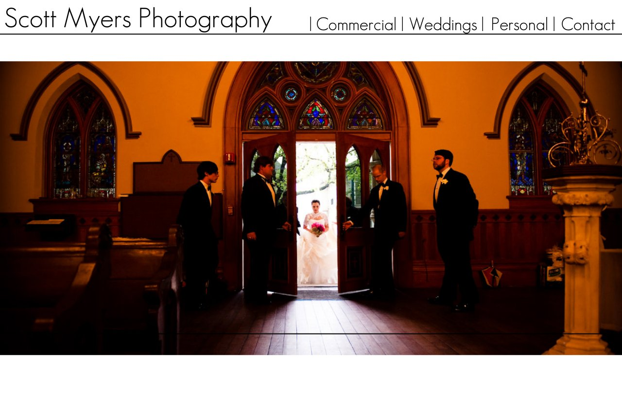 Scott Myers New Orleans Photography Home Page