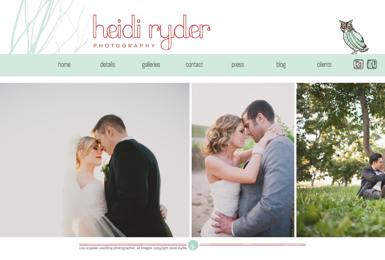 Los Angeles Wedding Photographer - Heidi Ryder-1