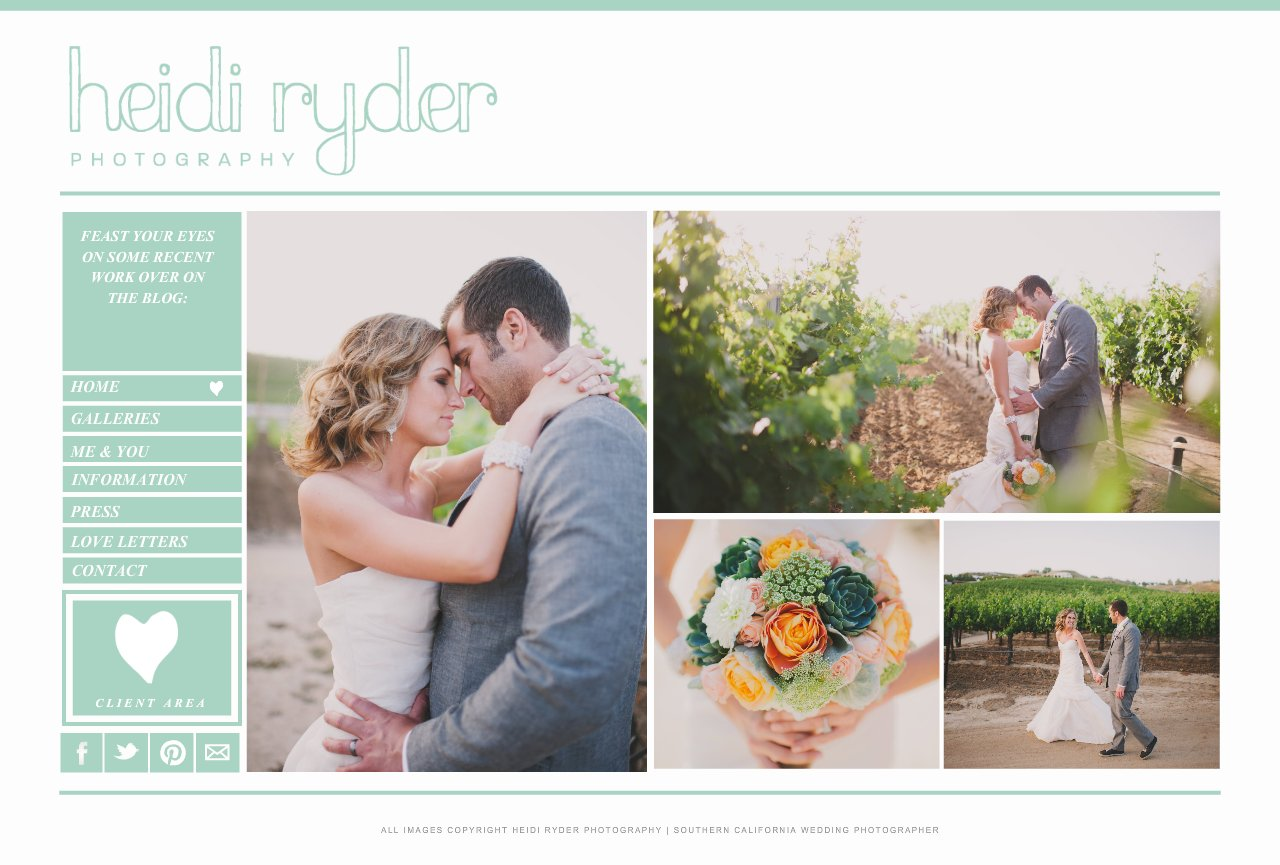 Los Angeles Wedding Photographer | Heidi Ryder Photography