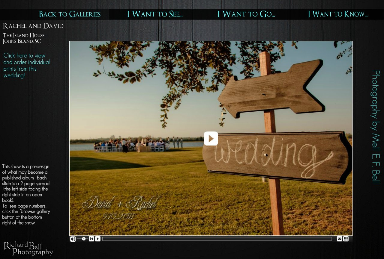 Beach Wedding at The Island House, Johns Island, SC