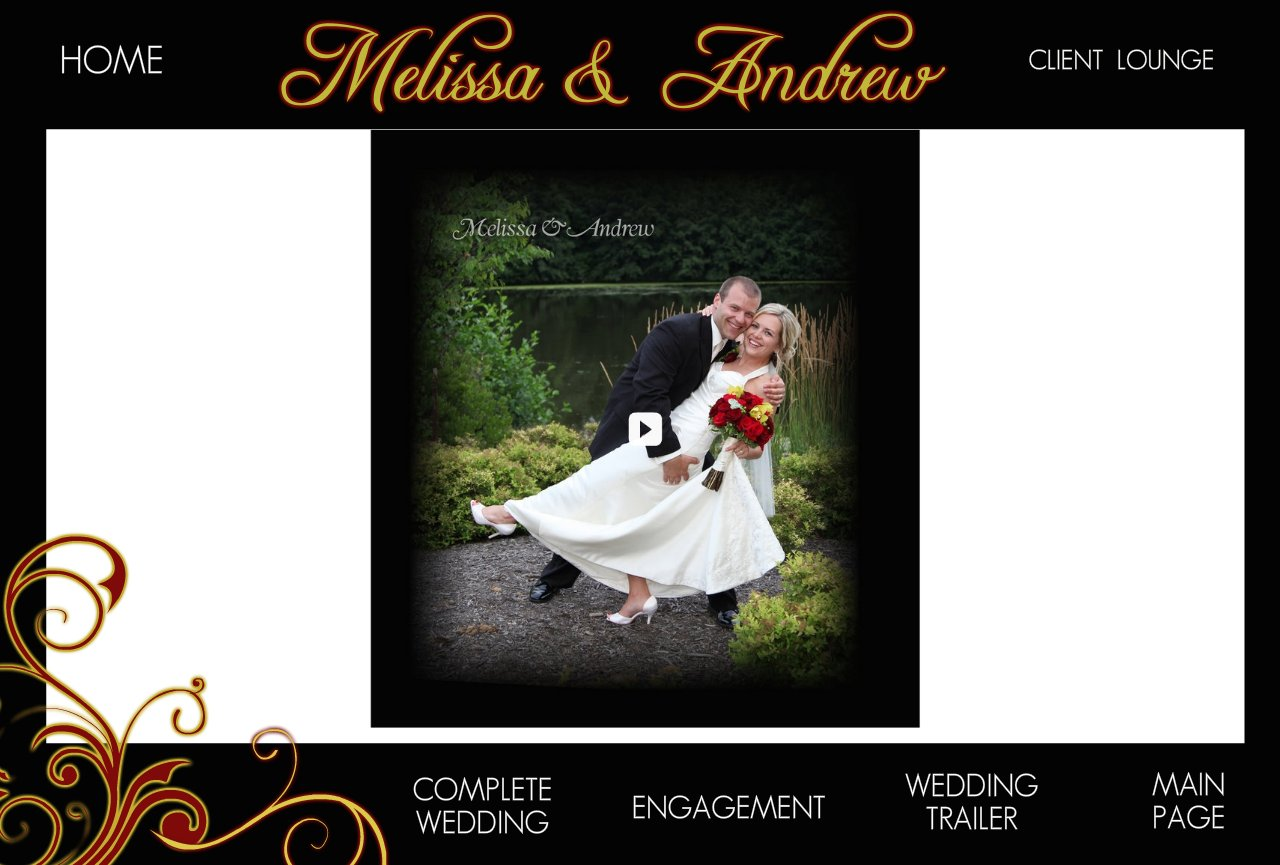 Melissa & Andrew Wedding Album