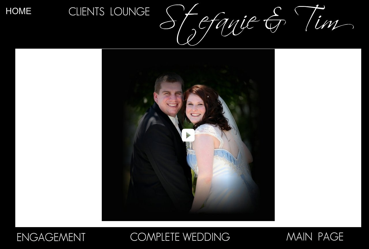 Stefanie & Tim Wedding Album
