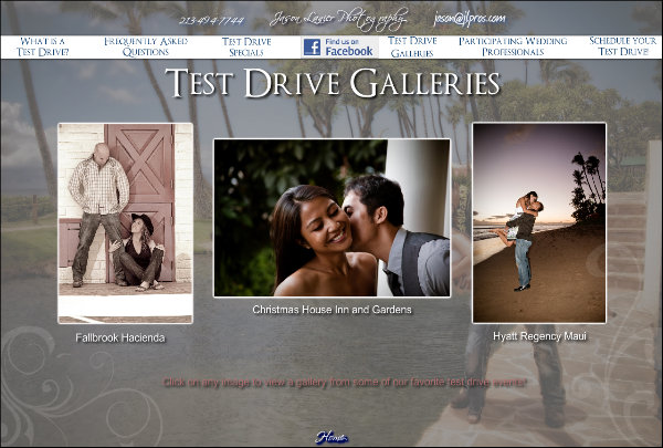 Test Drive Galleries