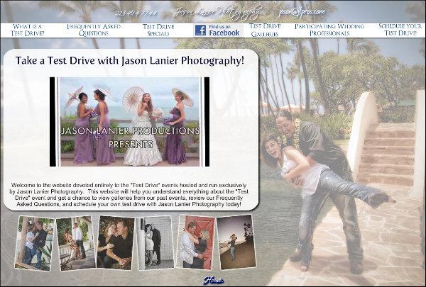 Test Drive Jason Lanier Photography