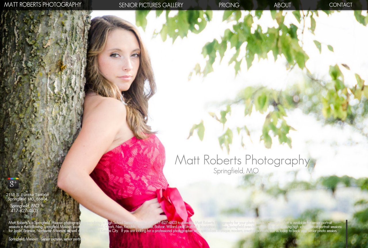 Matt Roberts Photographer
