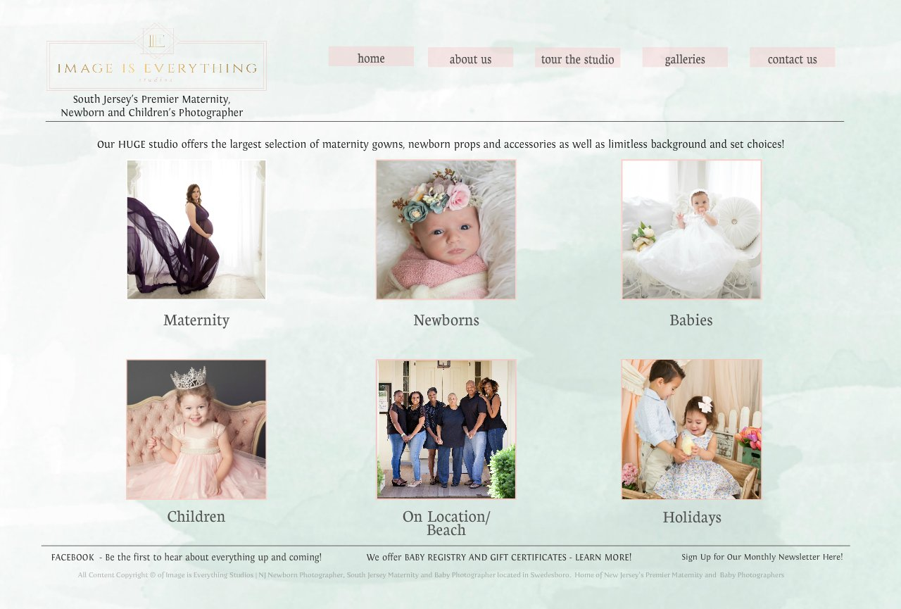 NJ Maternity, Newborn and Child Photographer