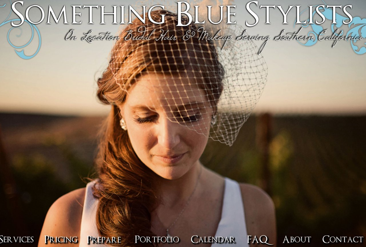 Something Blue Stylists
