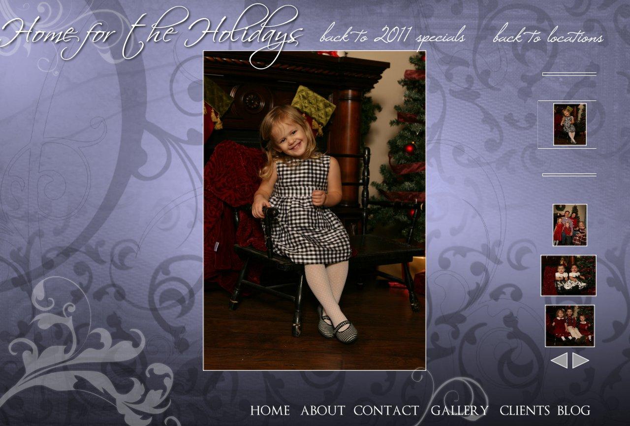 Emily Andrews Portrait Design