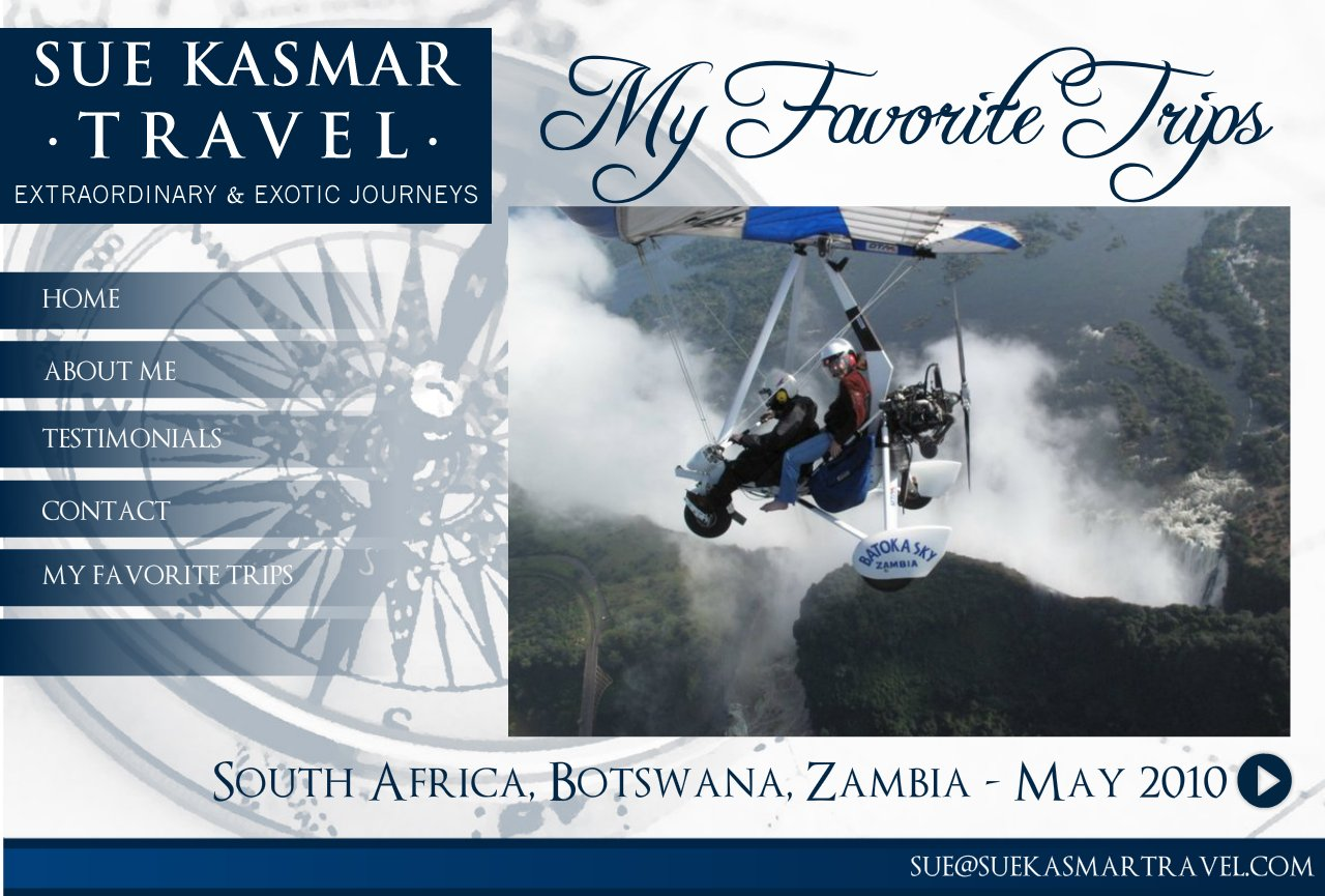 My Favorite Trips-Africa