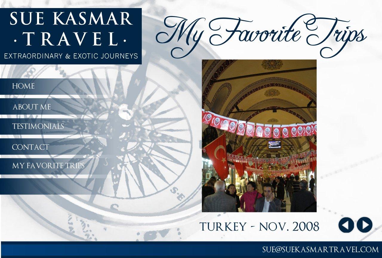 My Favorite Trips-Turkey