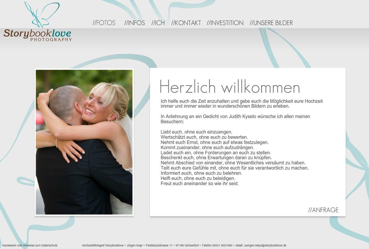 Hochzeitsfotograf Kitzingen, Würzburg und Mainfranken