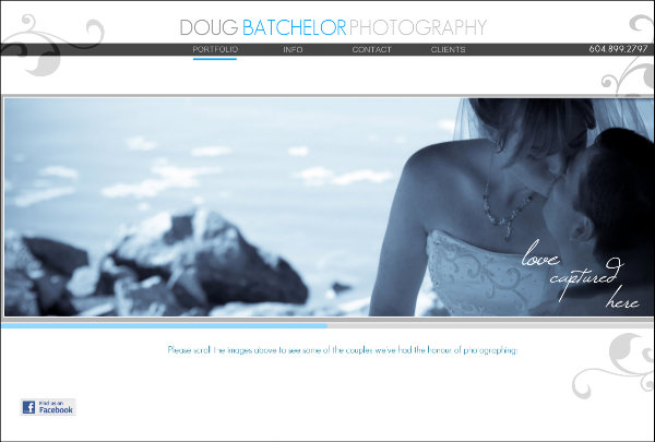 Doug Batchelor Photography - Wedding Photographers in Vancouver