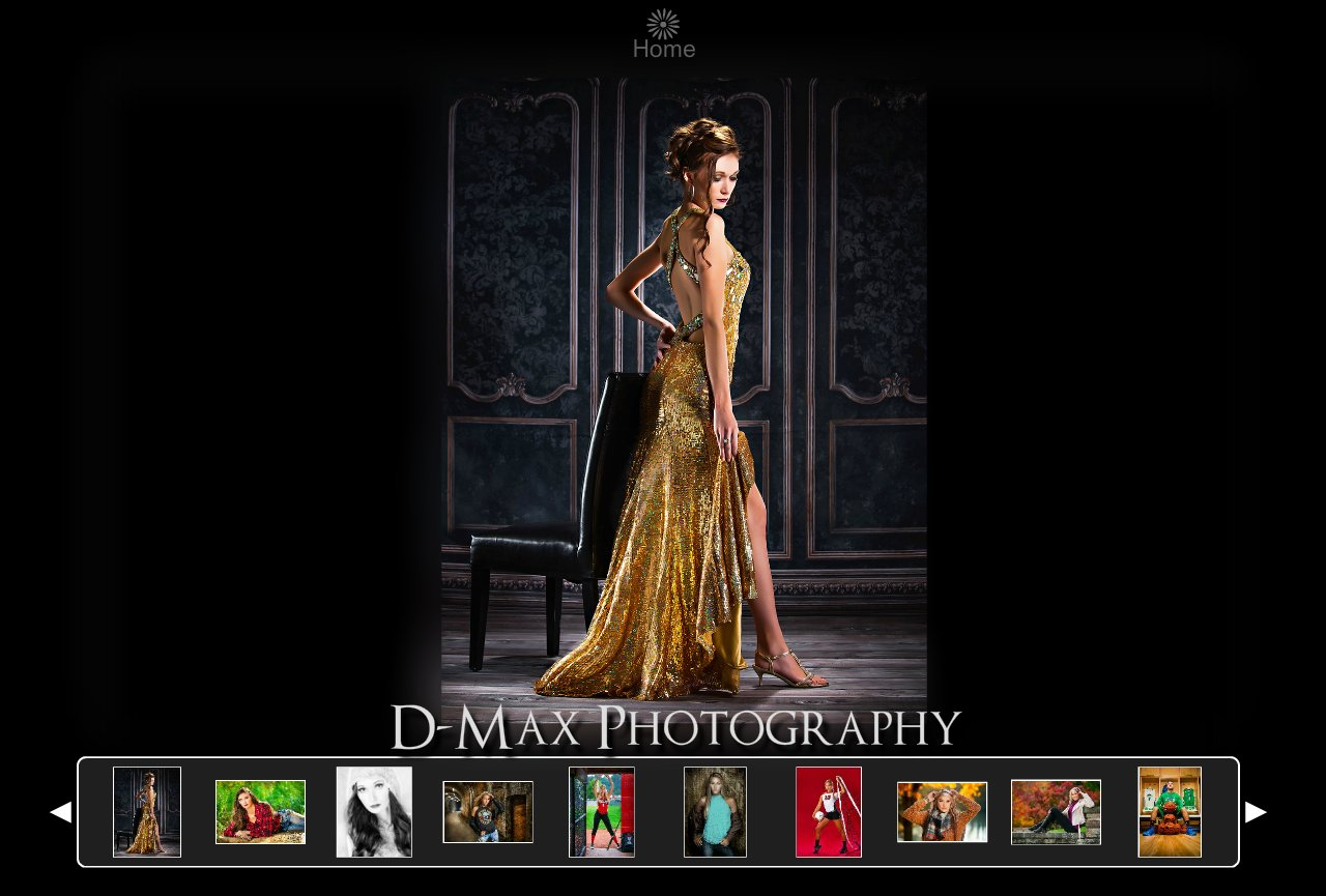 D-Max Photography High School Senior Portrait Gallery