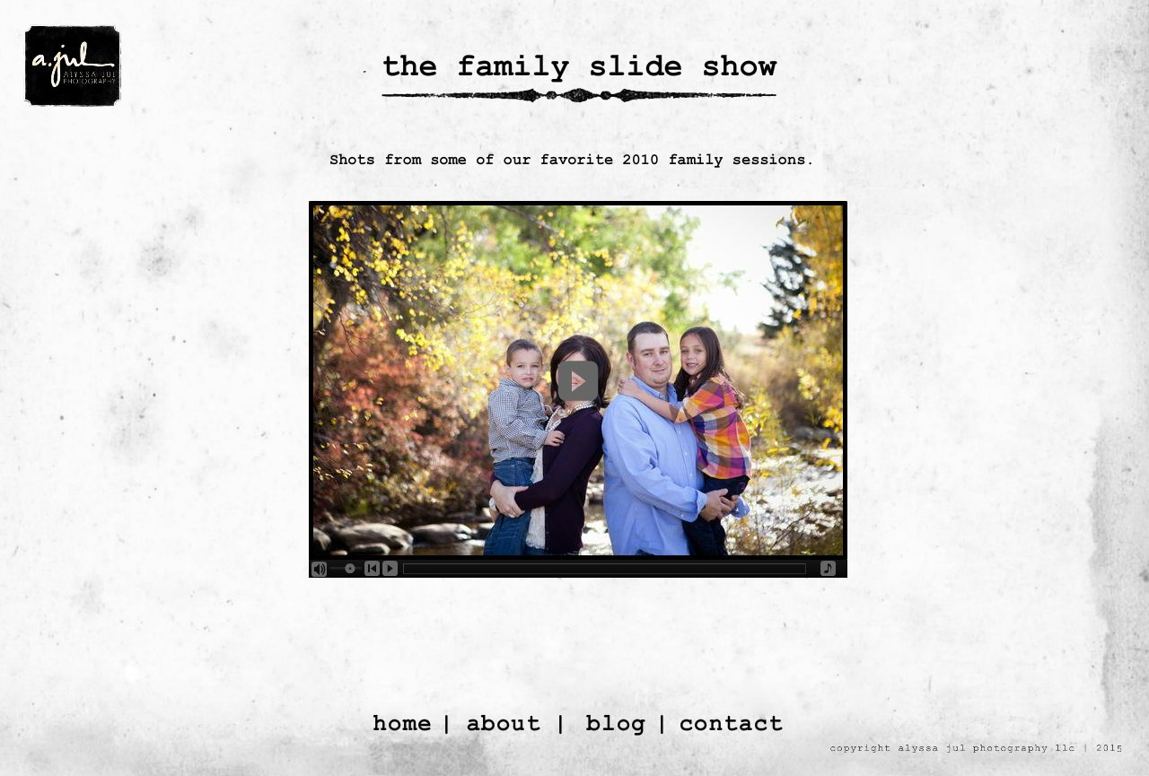 family-slideshow