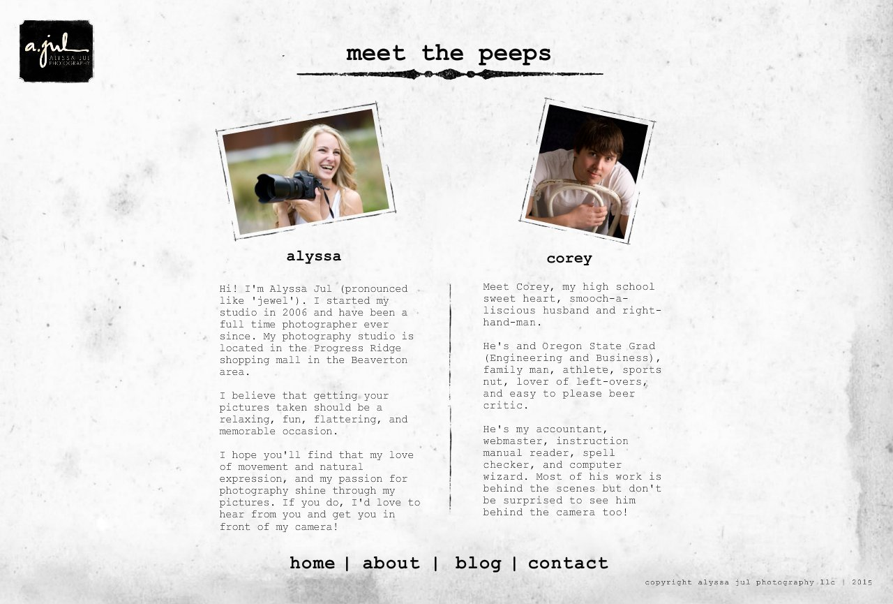 meet-the-peeps | Alyssa Jul | Portland Newborn Photographer